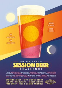The Brettson's Wins Peoples Choice at Brothers Session Beer Challenge