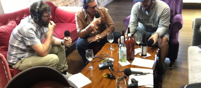 Our Podcast is now live @ the Bitter End